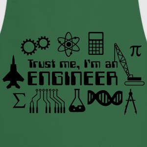 Trust Me I'm an Engineer T-Shirts - Cooking Apron