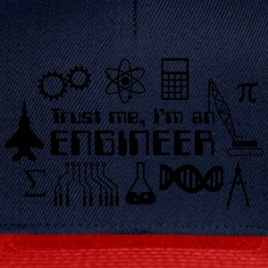 Trust Me I'm an Engineer T-Shirts - Snapback Cap