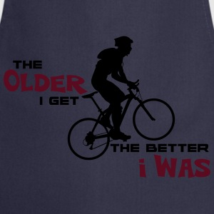 Bike Cycling Bicycle The Older I Get - Cooking Apron