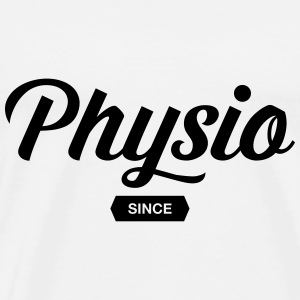Physio Since (Your Date) Tops - Männer Premium T-Shirt