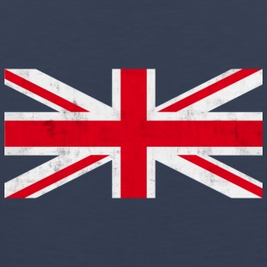 Vintage flag britain Hoodies & Sweatshirts - Men's Premium Tank Top
