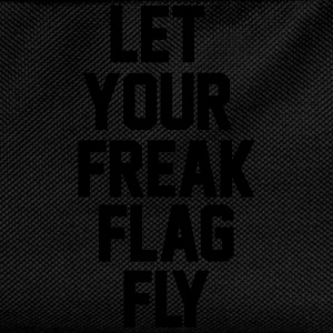 Let  Your Freak Flag Fly - Kids' Backpack