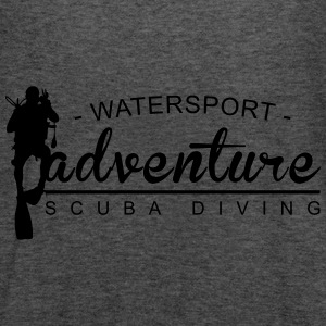 Watersport Adventure - Scuba Diving - Frauen Tank Top von Bella