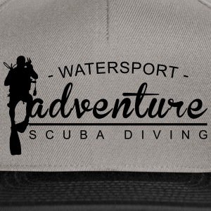 Watersport Adventure - Scuba Diving - Snapback Cap