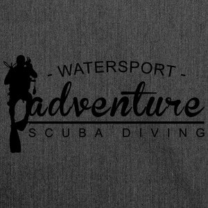 Watersport Adventure - Scuba Diving - Schultertasche aus Recycling-Material