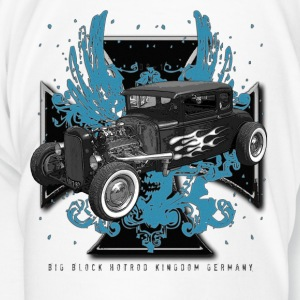 db-one Hot Rod Garage - Männer Premium T-Shirt