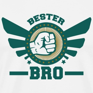 bro 1_2c Tank Tops - Men's Premium T-Shirt