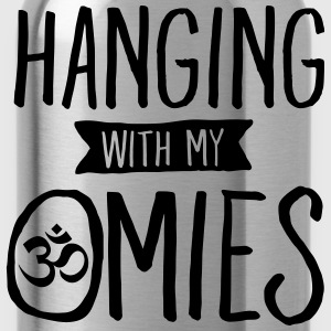 Hanging With My Omies T-Shirts - Water Bottle