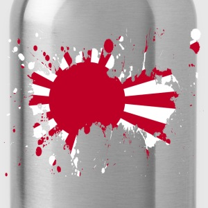 splatter japan - Water Bottle