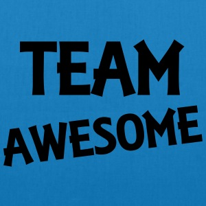 Team Awesome Camisetas - Bolsa de tela ecológica
