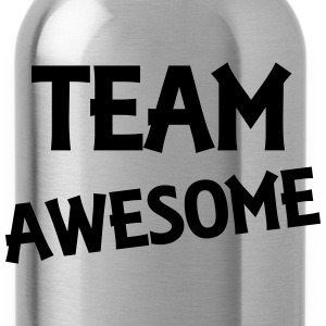 Team Awesome T-shirts - Vattenflaska