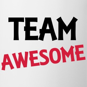 Team Awesome T-skjorter - Kopp