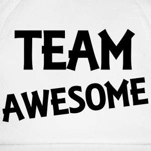 Team Awesome Tee shirts - Casquette classique
