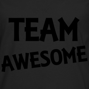Team Awesome Sweatshirts - Herre premium T-shirt med lange ærmer