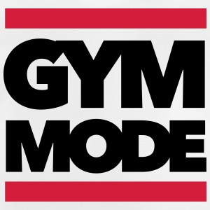 Gym Mode - Fitness - Bodybuilding T-Shirts - Baby T-Shirt