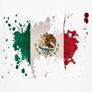 splatter mexico - Men's Premium Longsleeve Shirt