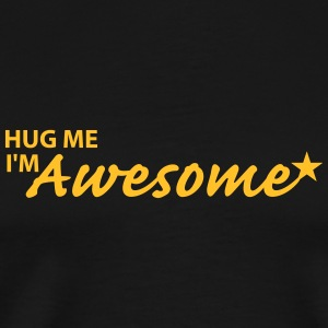 Hug me Mugs & Drinkware - Men's Premium T-Shirt