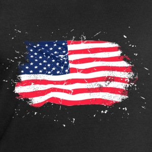 USA Flag - Vintage Look T-skjorter - Sweatshirts for menn fra Stanley & Stella