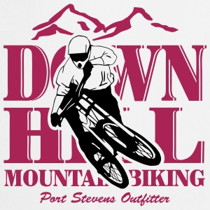 Downhill - Mountainbiking Tank Tops - Forklæde