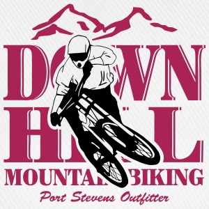 Downhill - Mountainbiking Tops - Baseball Cap