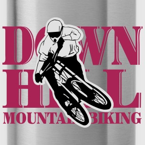 Downhill - Mountainbiking Sudaderas - Cantimplora