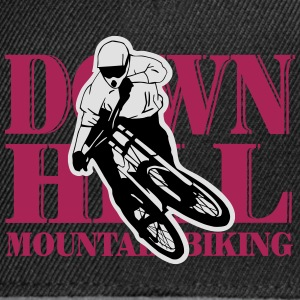 Downhill - Mountainbiking Sudaderas - Gorra Snapback