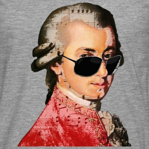 Wolfgang Amadeus Mozart Tee shirts - T-shirt manches longues Premium Homme