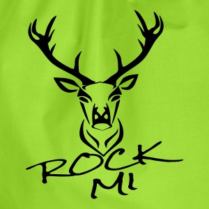 rock mi T-Shirts - Drawstring Bag
