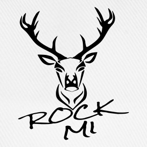 rock mi T-Shirts - Baseball Cap