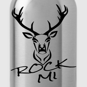 rock mi T-Shirts - Water Bottle