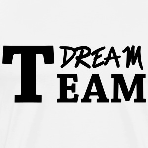 Dream Team Langarmshirts - Männer Premium T-Shirt