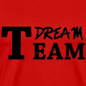 Dream Team Skjorter med lange armer - Premium T-skjorte for menn