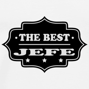 The best jefe 222 Krus & tilbehør - Herre premium T-shirt