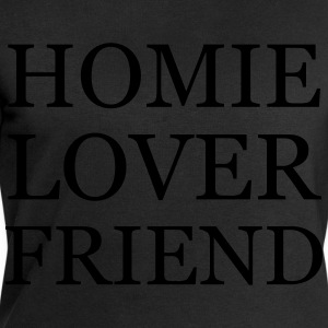 Homie Lover Friend - KOLESON COUTURE - Men's Sweatshirt by Stanley & Stella