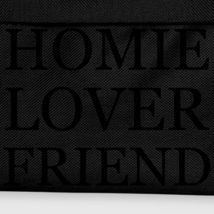 Homie Lover Friend - KOLESON COUTURE - Kids' Backpack