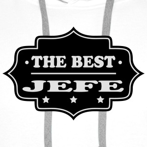 The best jefe 222 Shirts - Men's Premium Hoodie