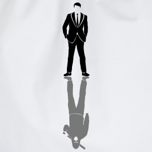 Suits vs Bat T-shirts - Gymtas