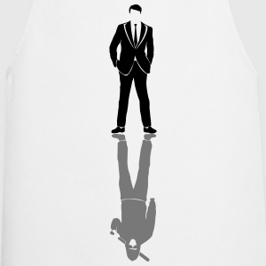 Suits vs Bat T-Shirts - Cooking Apron