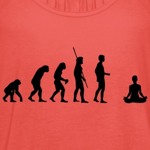 Evolution Yoga T-shirts - Tanktopp dam från Bella