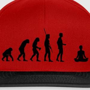 Evolution Yoga T-shirts - Snapback Cap