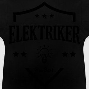 Electrician / Electricity / Elektriker / Strom Shirts - Baby T-Shirt
