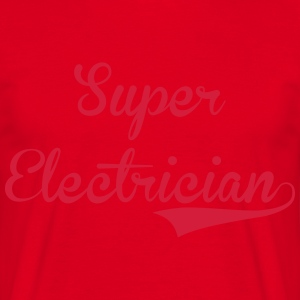 Electrician / Electricity / Electricien / Electric  Aprons - Men's T-Shirt