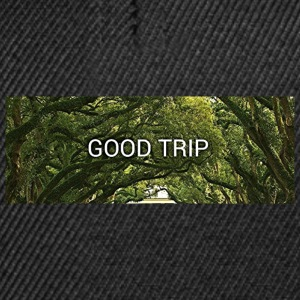 GOOD TRIP Tee shirts - Casquette snapback