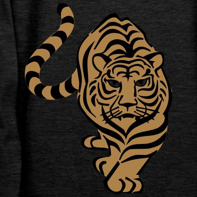 TigreSudadera con capucha hombre