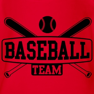 Baseball Team Tee shirts - Body bébé bio manches courtes