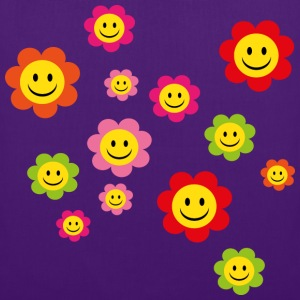 smiley T-Shirts - Stoffbeutel