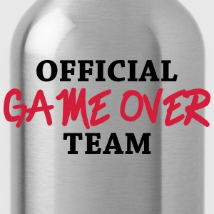 Official game over team T-skjorter - Drikkeflaske