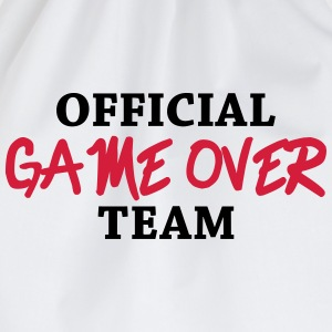 Official game over team Top - Sacca sportiva