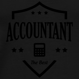 Accountant / Accounting / Buchhalter / Comptable Mugs & Drinkware - Men's Premium T-Shirt