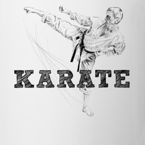 karate T-shirts - Mugg